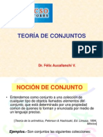 1. TEORÍA DE CONJUNTOS