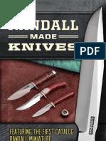 36th Randall Knives Catalog