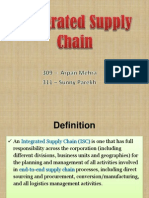 29423764 Integrated Supply Chain