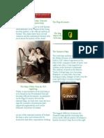The Irish Harp is the Official Symbol of Ireland