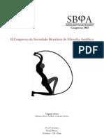 Caderno de Resumo SBFA