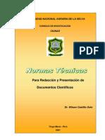 Normas Del CIUNAS