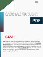 114395925 Cardiac Trauma