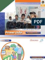 1er Ciclo -1- Extraedad Cuadernillo de Apoyo Academico