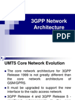 3GPP Network Architecture