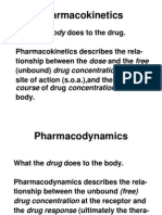 Pharmacokinetics&Dynamic