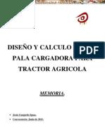 Manual Diseno Calculo Pala Cargadora Tractor Agricola