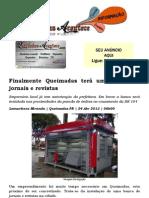 Finalmente Queimadas terá uma banca de jornal e revistas