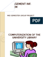 computerization of knust library
