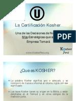 Kosher - Peru