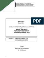 ETAG001-Part2 Amendment 06-11-24