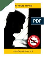 Report Elder-Abuse India2012