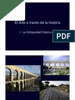 El Arte a través de la Historia - La antigüedad clásica