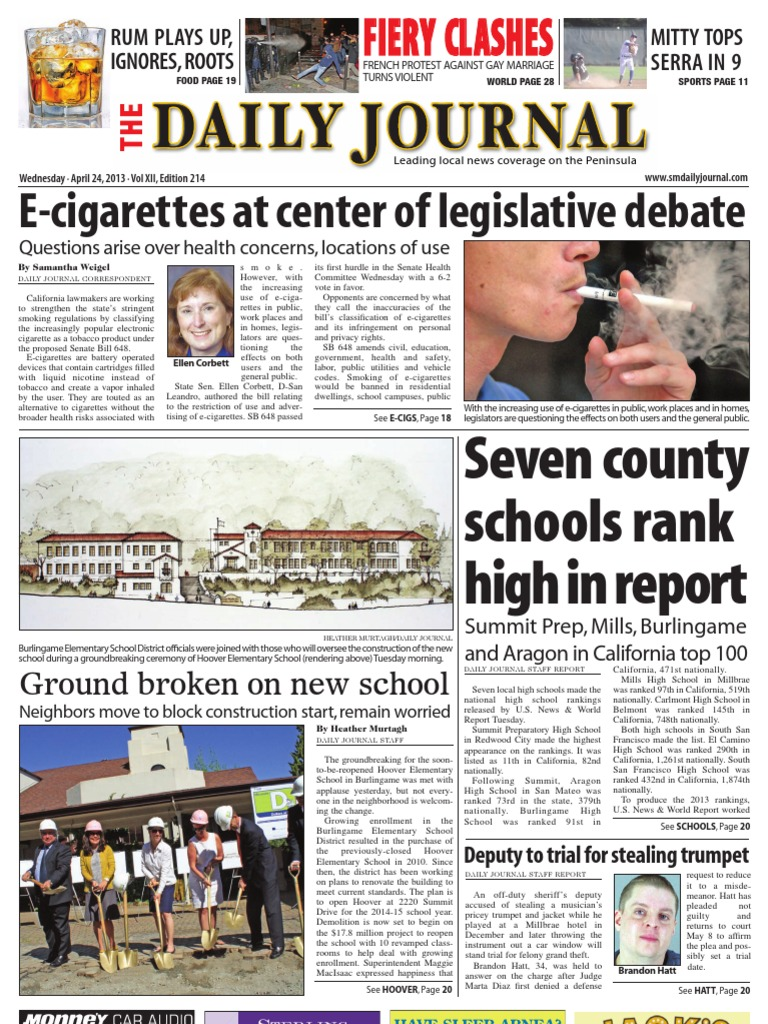 04-24-13 Edition | Electronic Cigarette