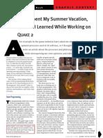 Quake 2 Dev - Part 1
