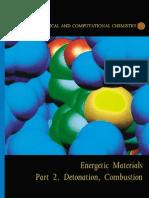 Energetic Materials Part 2-Detonation,Combustion (2003)
