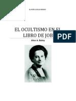 Alice Bailey - E Ocultismo en El Libro de Job