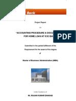 Icici Home Loan Finance