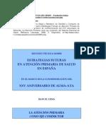 La Atención Primaria de Salud para el Siglo XXI - España