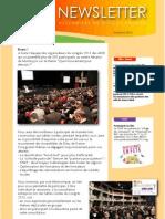 Newsletter Add Avril 2013