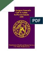 Suicide Prevention USA