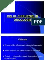 Curs Oncochirurgie Voinea