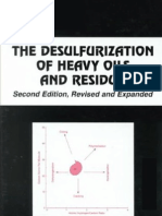 The Desulfurization Of Heavy Oils And Residua.pdf