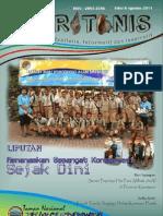 2. Buletin Tritonis Edisi II Agustus 2011 Upload