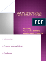 Economy-Analysis of Textile Industry