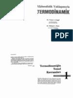 Termodinamik (Yunus Çengel) - Türkçe