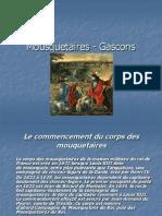 Mousquetaires - Gascons