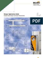 Damper Applications Guide