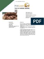 Corn Cu Nutella (Finetti) - Petit Chef