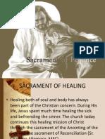 Sacrament of Penance Powerpoint