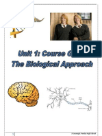 What Do I Need to Learn Biological Approach
