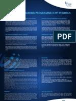 Introduction to ETPK Leaflet 2012-2013