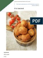 Printaţi - Bucataresele Vesele-retete culinare,retete ilustrate_ Bulete de cartofi si cascaval