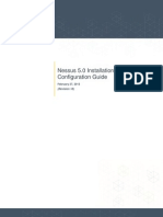 Nessus 5.0 Installation Guide
