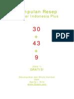 PDF Resep Gratis