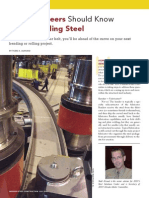 What Engineers Should Know About Bending Steel - MSC