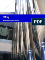 DWhp Twin Wall Flue Systems