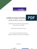 Étude de la filière du livre sur le territoire Nord-Est Parisien