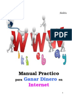 Wiki Web Way (Manual Practico Para Ganar Dinero en Internet) PDF