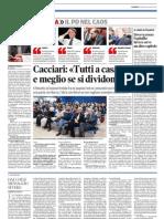 """Presentazione di """"Giorgio Napolitano. La traversata da Botteghe Oscure al Quirinale"""""""