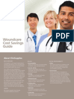 Woundcare Cost Savings Guide - CliniDirect