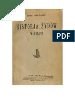 Jeske-Choiński, Teodor - Historia Żydów w Polsce - 1919 (zorg)