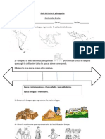 Guía de Historia y Geografía grecia