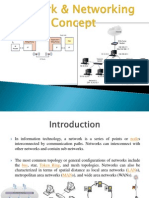 Network & Networking Concepts Presentation