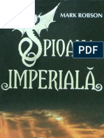 ROBSON, Mark - Spioana Imperiala