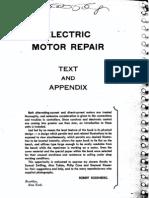 ElectricMotorRepair Text and Appendix